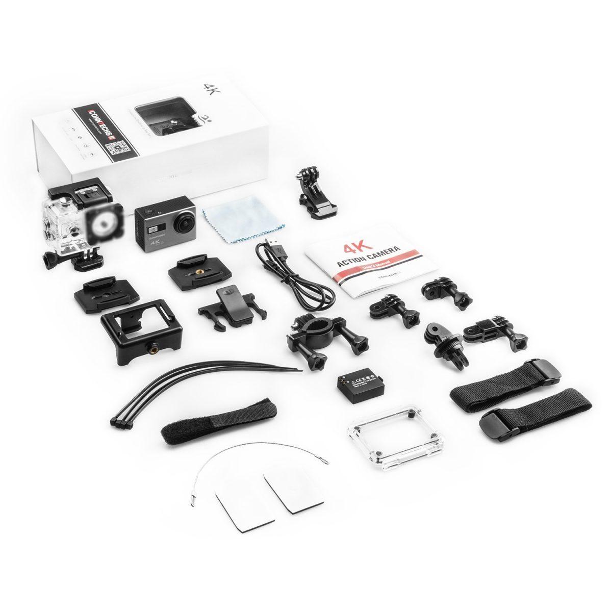 ICONNTECHS IT Action Camera 4K amazon offerta codice sconto accessori