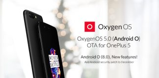 oneplus 5 Sauerstoff 5.0