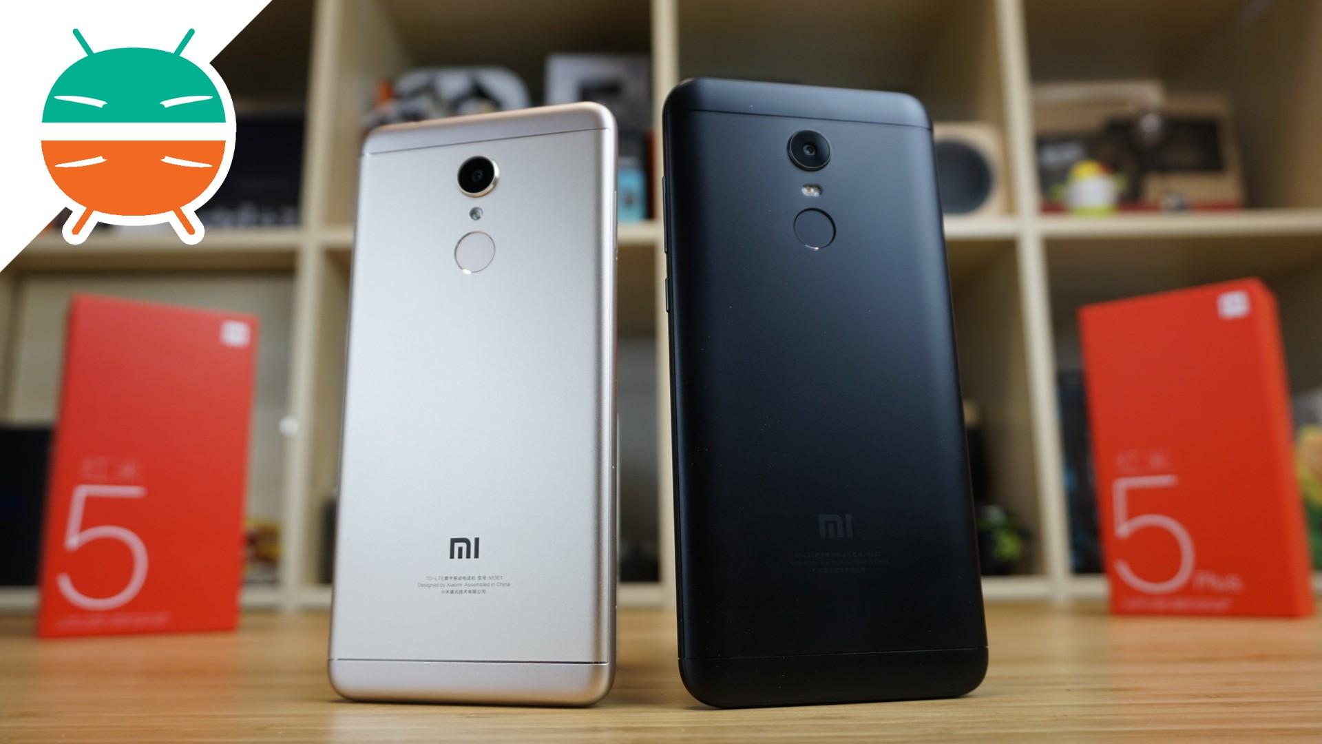 Review Xiaomi Redmi 5 and comparison with Redmi 5 Plus