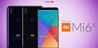 koncepcja Xiaomi mi 6x