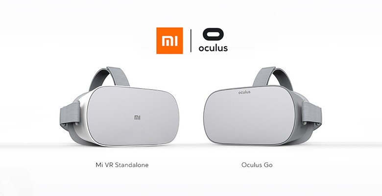 9e7359fe2fdb Xiaomi will produce the Oculus Go viewer and its own Mi VR Standalone