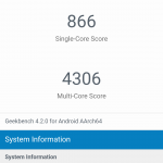 xiaomi redmi 5 mais geekbench