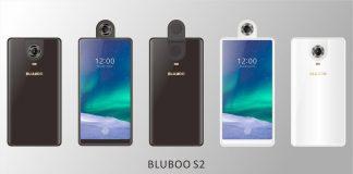 bluboo s2 modulo fotocamera e touch id nel display poster