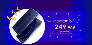 honor 8 offerta store ufficiale