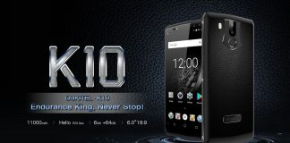 banner oukitel k10