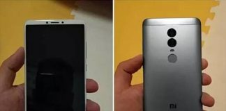 xiaomi redmi-note-5-leaked