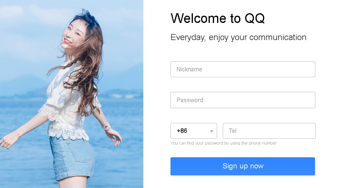 How to create a QQ account and QQ International | Guide