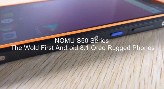 Nomu-S50-mwc-2018-8.1-android-oreo-bandeira