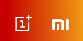 oneplus xiaomi logo