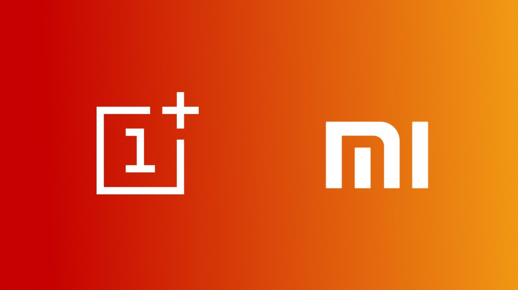 logotipo do oneplus xiaomi