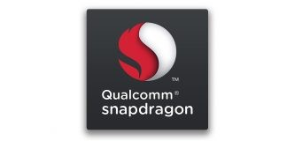 logotipo de snapcomagon qualcomm
