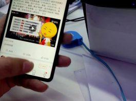 xiaomi mi mix 2s hands-on video