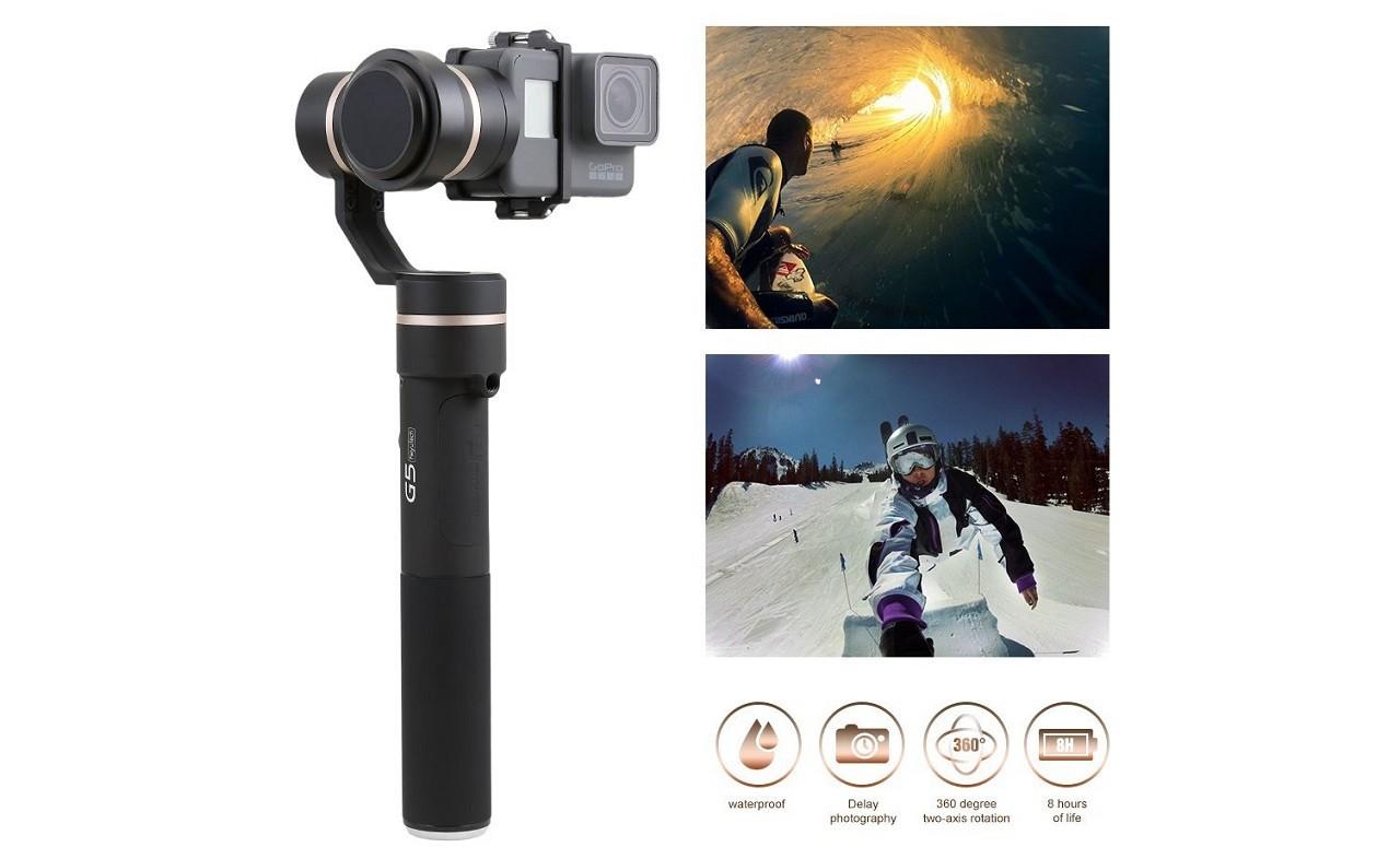 383cbaeffc744e ... questa volta la compagnia cinese ci presenta un prodotto dedicato alla  GoPro Hero 5, compatibile anche con altre action cam del celebre brand.