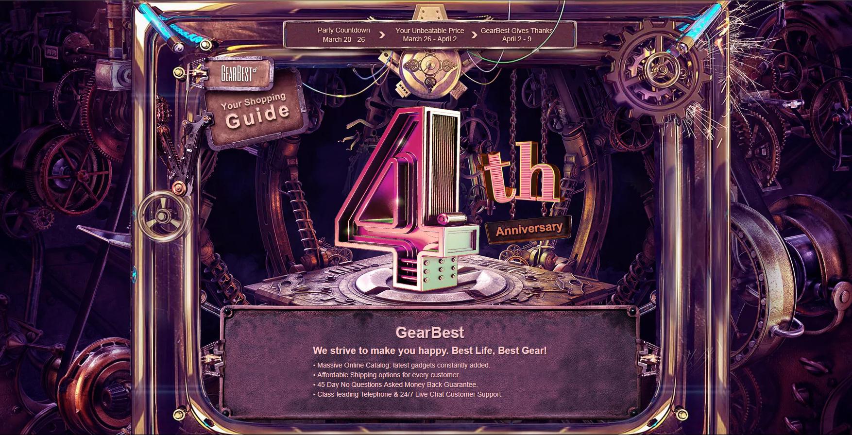 rocznica gearbest 4
