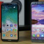 Honra Huawei P20 Lite 9 Lite Honra 7X Huawei Companheiro 10 Lite