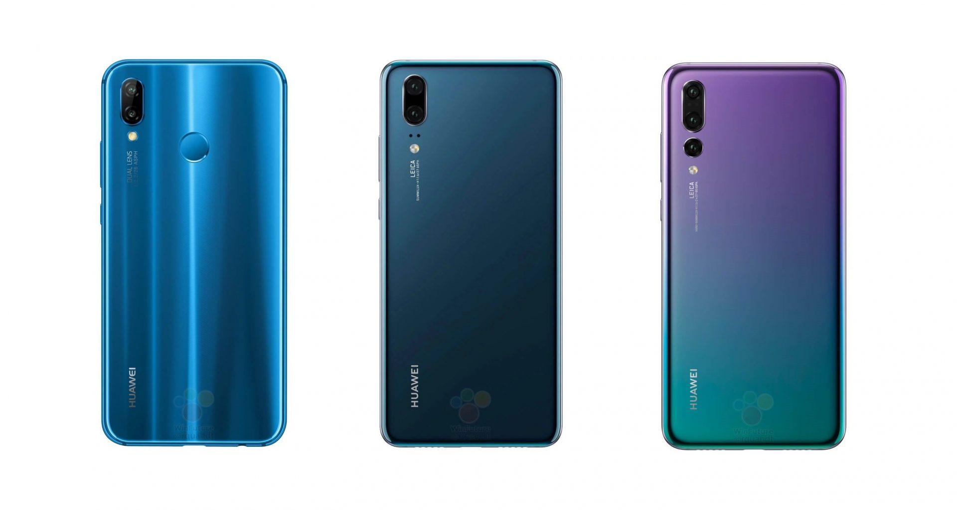 Huawei P20, P20 Pro et P20 Lite  rendu, fiche technique et prix e9935d828c81