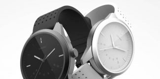 Lenovo Watch 9 smartwatch híbrido oficial na China