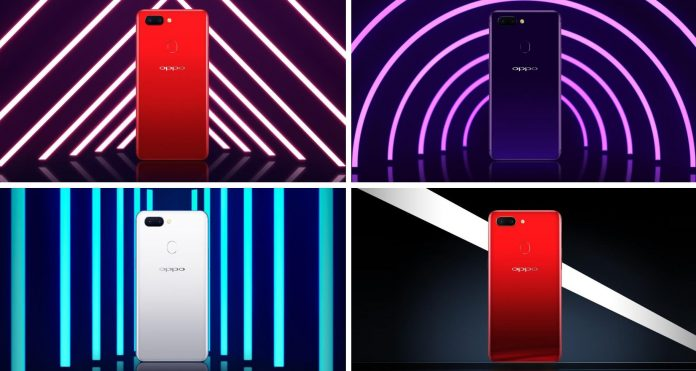 OPPO-R15-official-renders-four-1