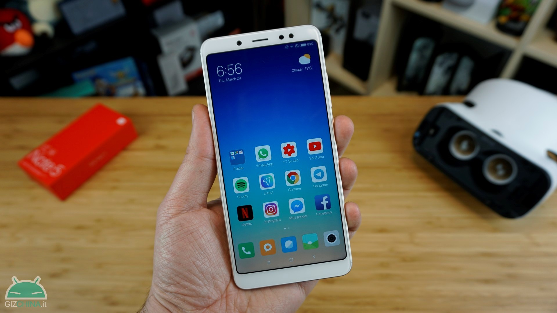 Xiaomi Redmi Note 5 4/64 GB – GearBest