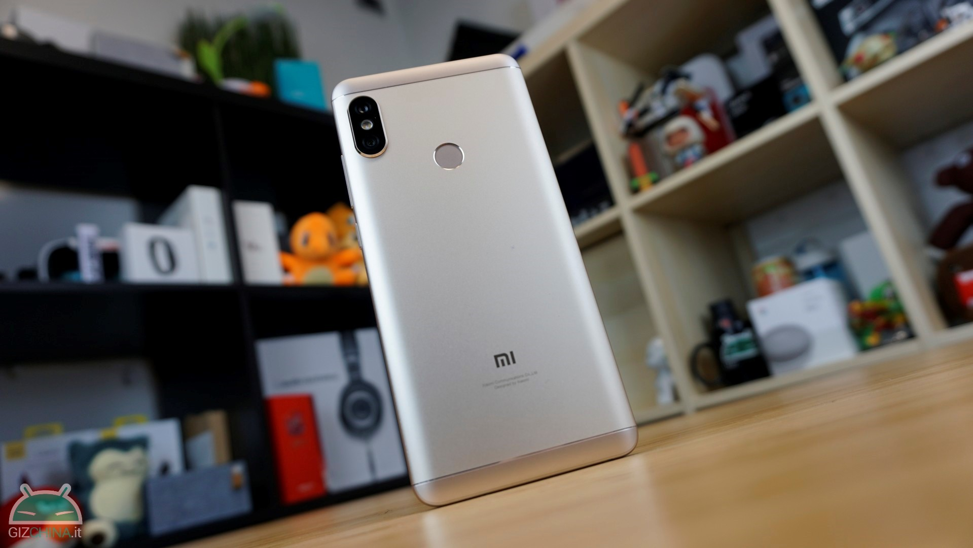 review xiaomi redmi notes 5