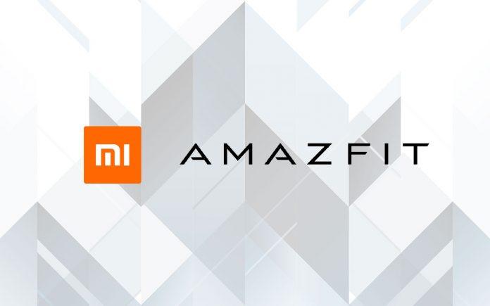 logotipo de xiaomi amazfit