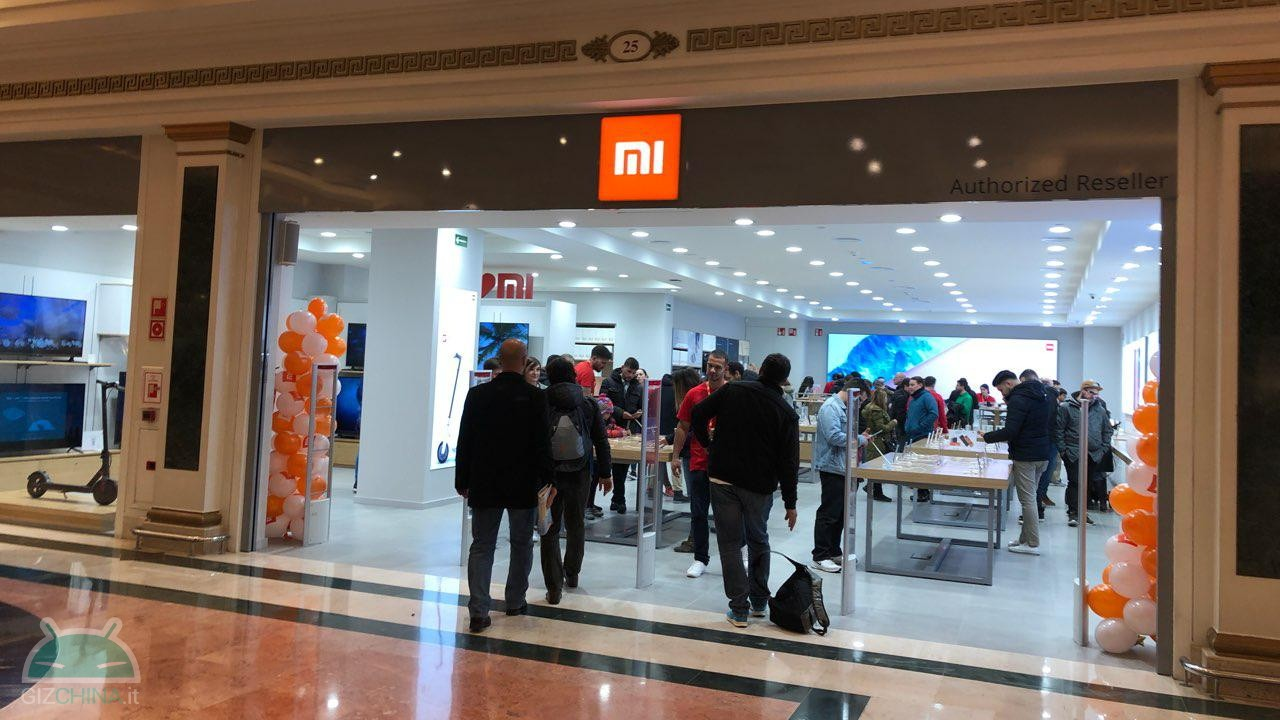Another Mi Store will open in Rome (and no, not in ...