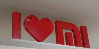 logotipo da loja xiaomi mi