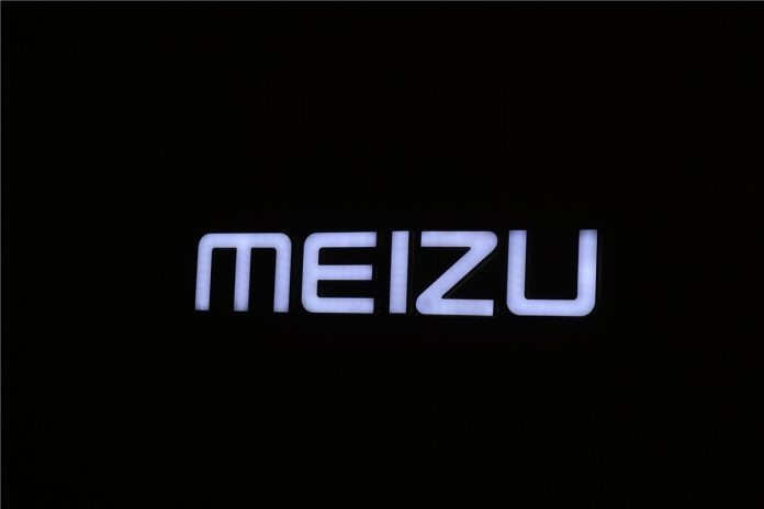 logotipo do meizu preto