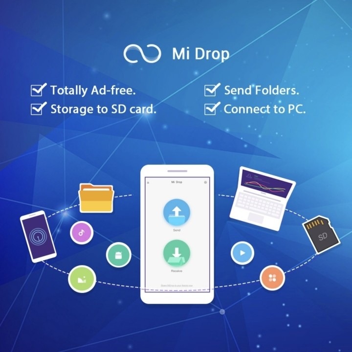 Xiaomi Mi Drop is updated with the new MIUI 9 Global Beta 8 3 8