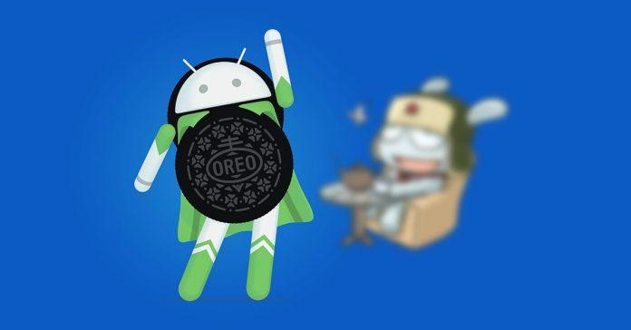 android oreo xiaomi miui mitu