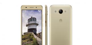 Huawei-Y3-2018 design