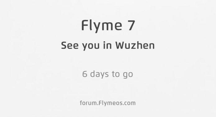 Flyme 7 oficial de 22 April junto con Meizu 15