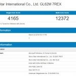 MSI GL62M 7REX GeekBench CPU