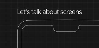 OnePlus 6 الشق معطلة