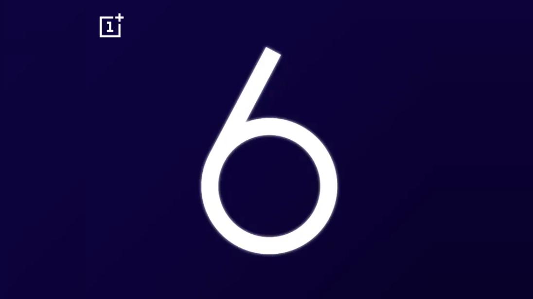 oneplus 6 logo