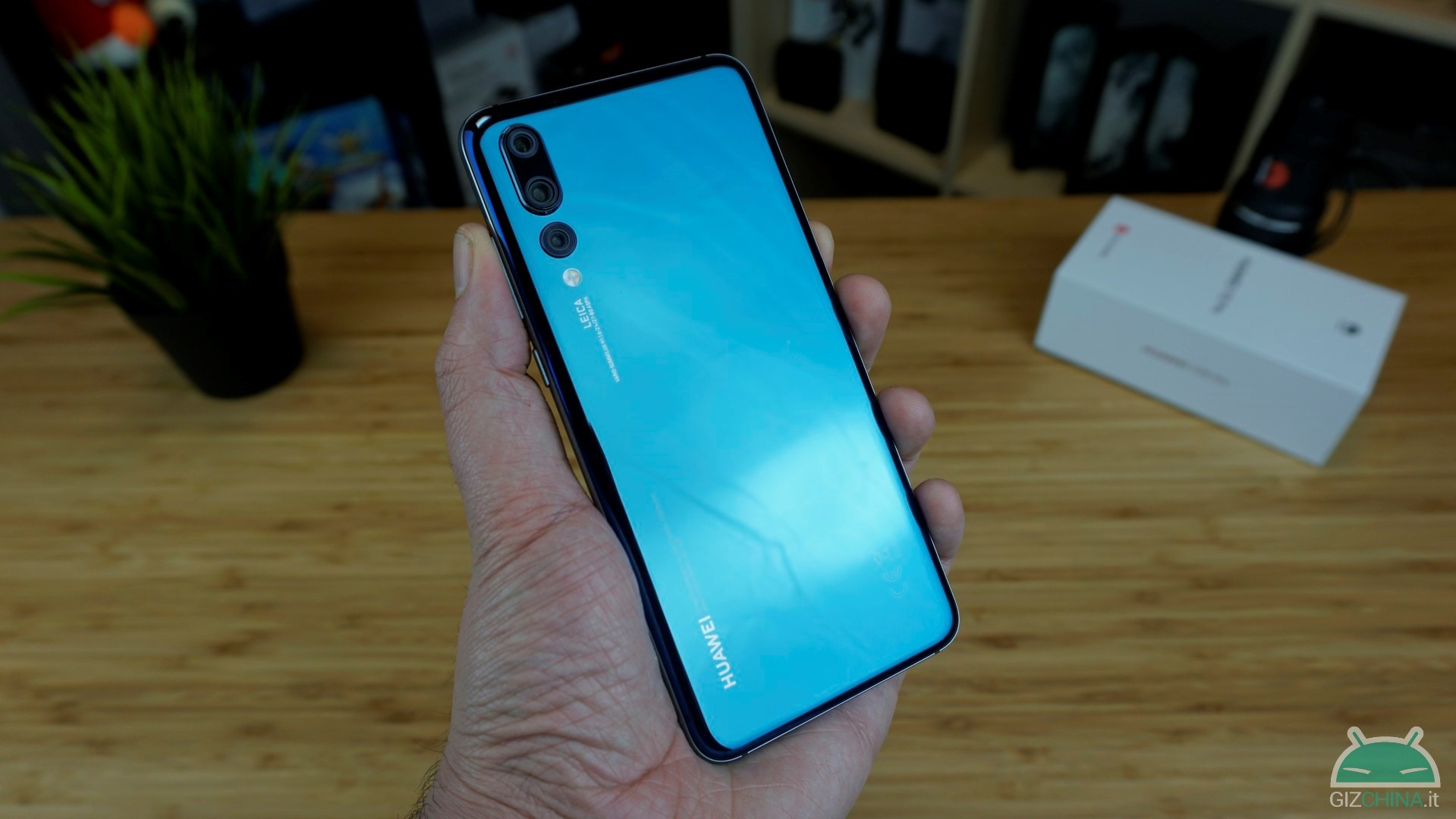 recensione huawei p20 pro
