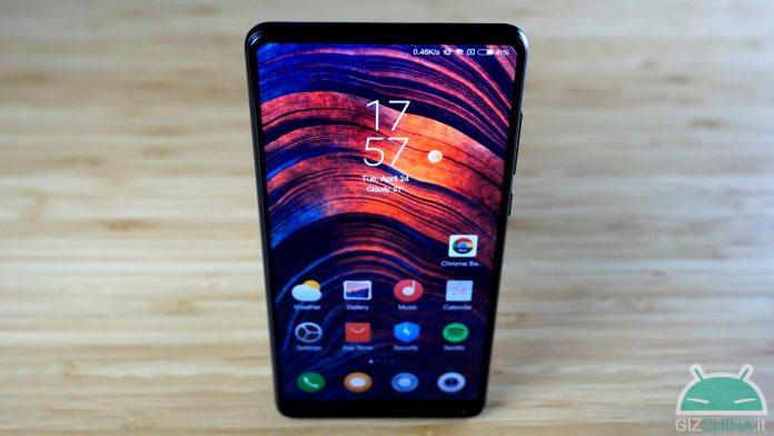 Revisión de Xiaomi Mi MIX 2S