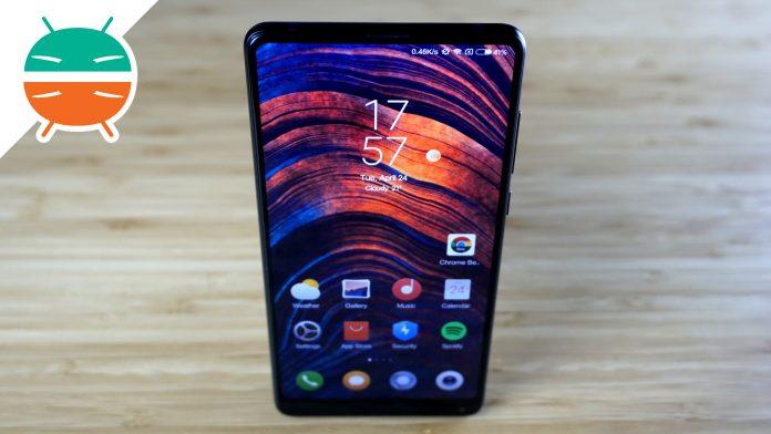 Xiaomi Mi MIX 2S Überprüfung