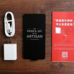 porca smartisan 3 hands-on unboxing