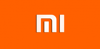 xiaomi logo orange