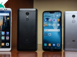 Xiaomi Redmi Note 5 VS Xiaomi Redmi 5 بلس VS Xiaomi Redmi Note 4 VS هواوي P20 Lite