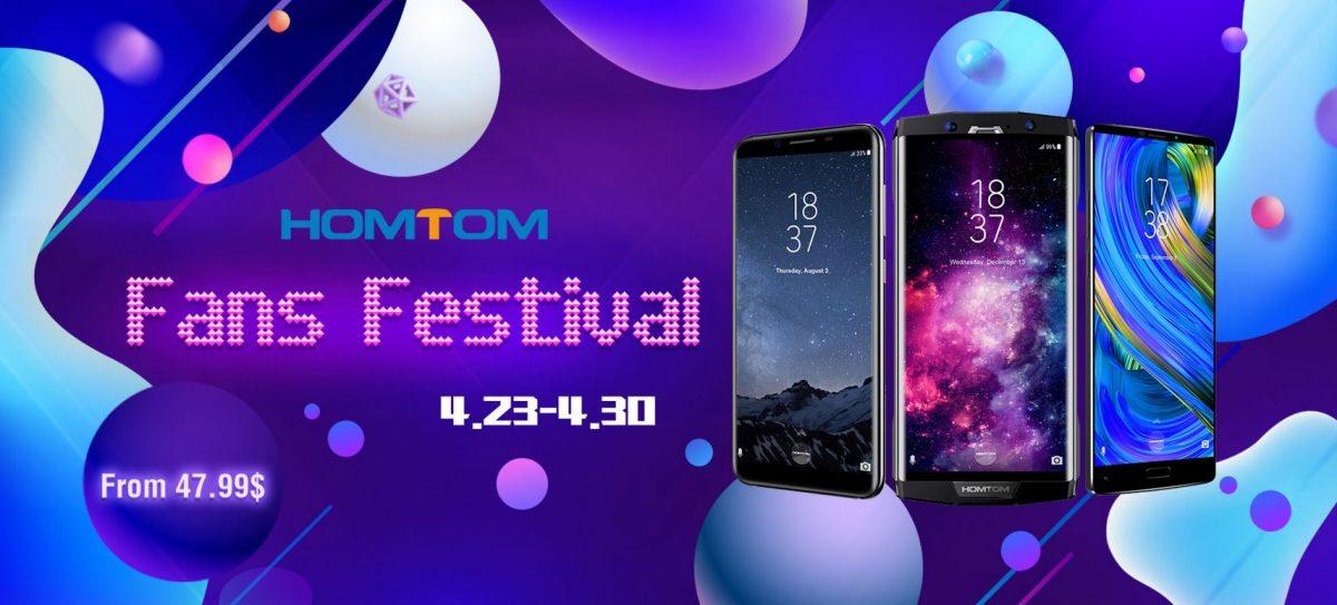 homtom fans festival