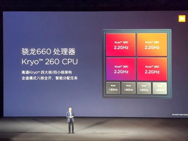 Processador Xiaomi Mi 6X