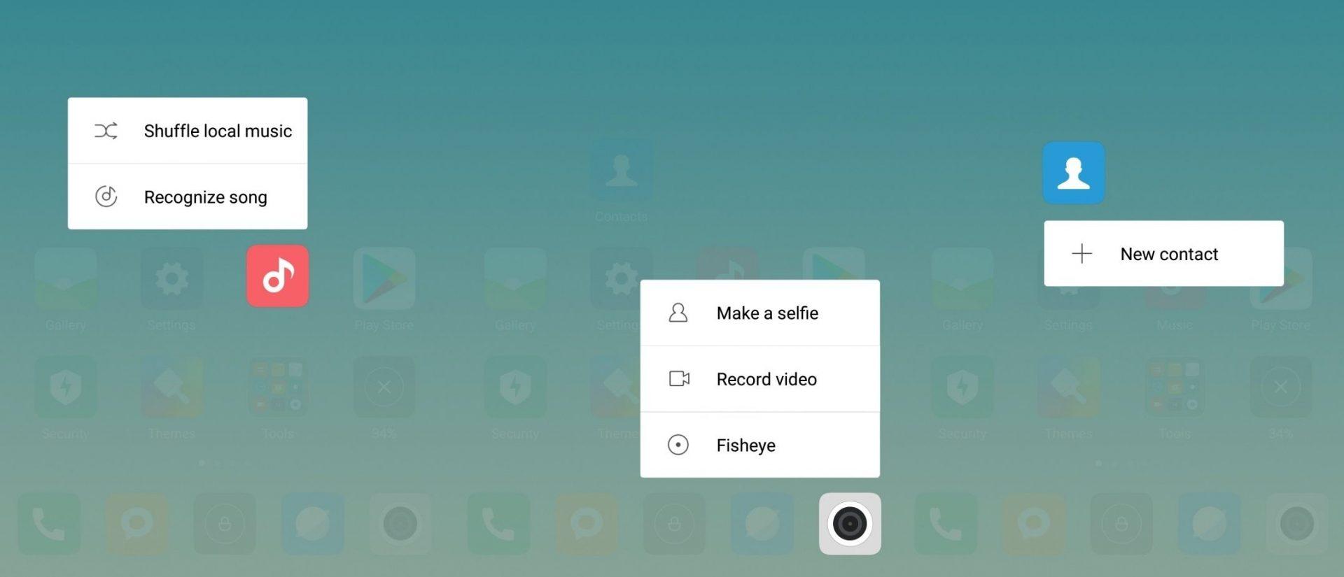 Xiaomi Mi Note 3 Guida Force Touch