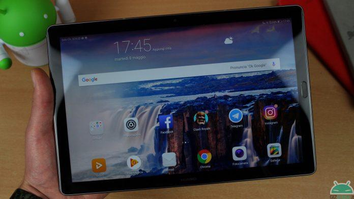Huawei MediaPad M5