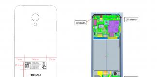 Meizu M810L Android GO