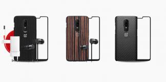 Oneplus 6 accessori