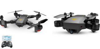 visa drone