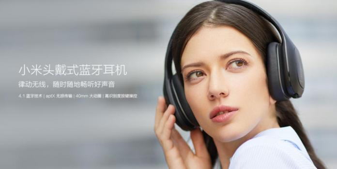 banner de auriculares xiaomi