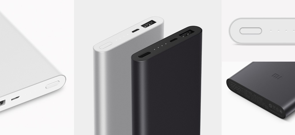 Xiaomi Powerbank 2 10000 mAh